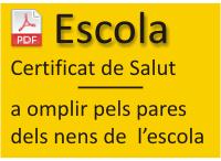 Certificat Escola