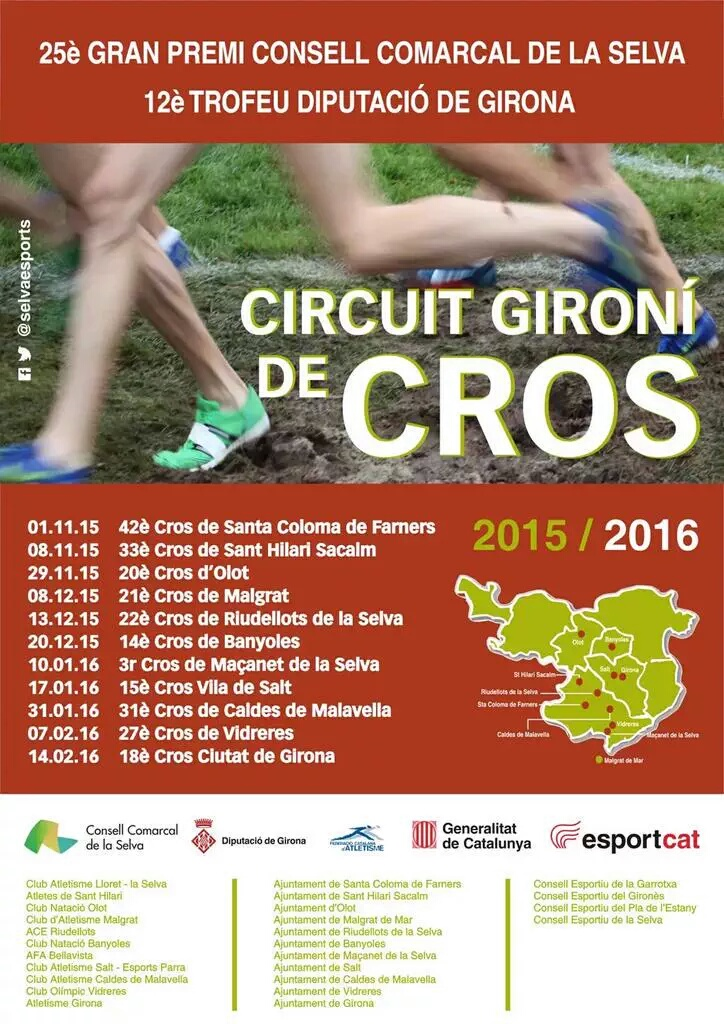 Circuit Gironí de Cros