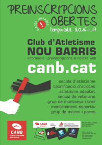 Club d'Atletisme Nou Barris
